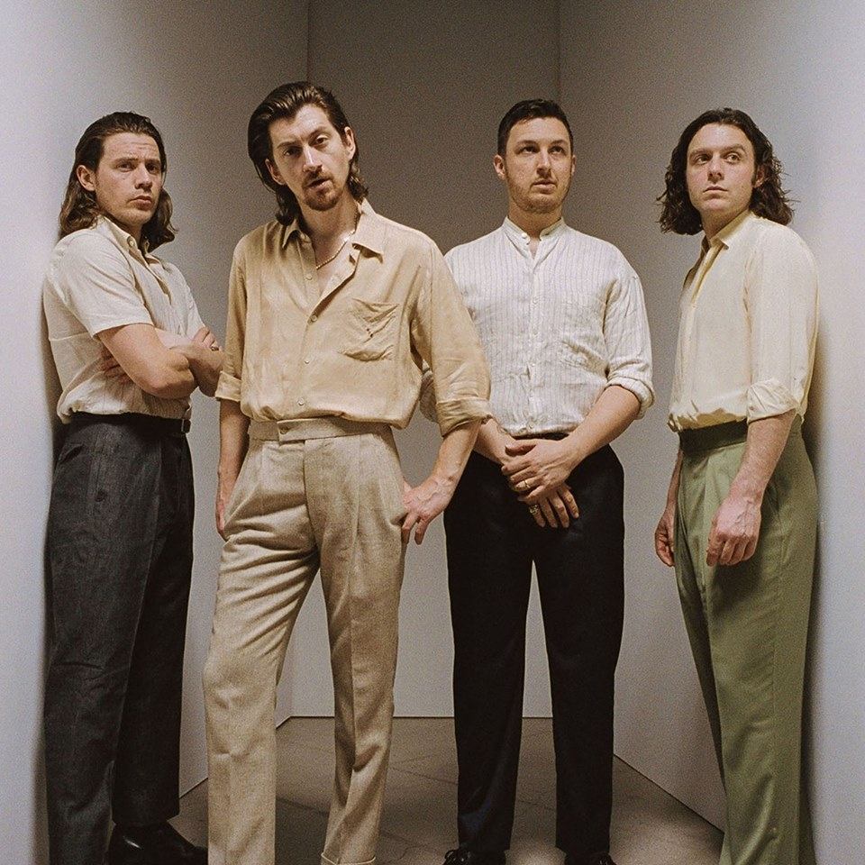 ", Arctic Monkeys tocó por primera vez en vivo ""Science Fiction"": Mirá el video"