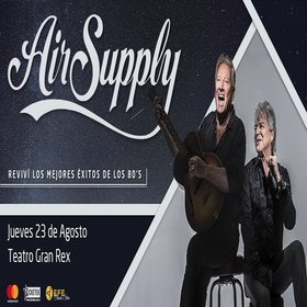 Air Supply en Argentina