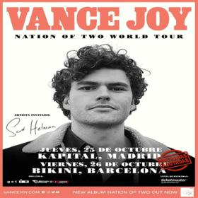 Vance Joy en Madrid