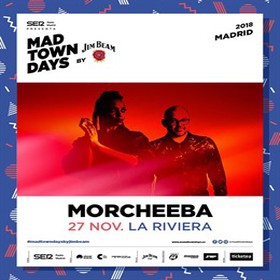 Morcheeba en Madrid