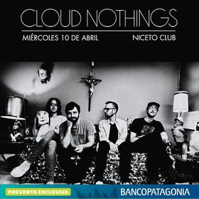 Cloud Nothings en Argentina - CANCELADO