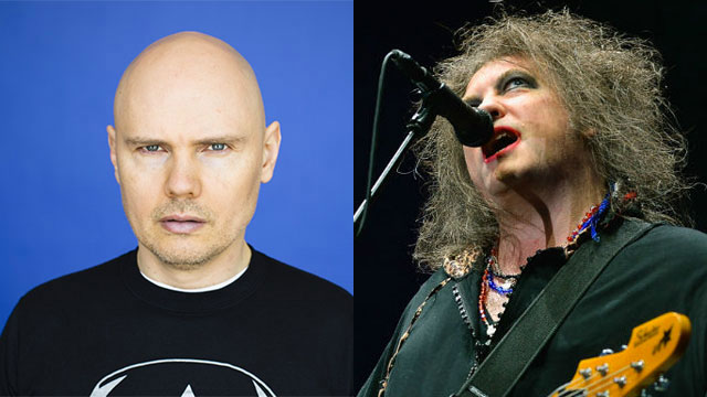 ", The Smashing Pumpkins hace un cover de ""Friday I'm in Love"" de The Cure"