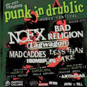 Punk in drublic Music Festival en Madrid