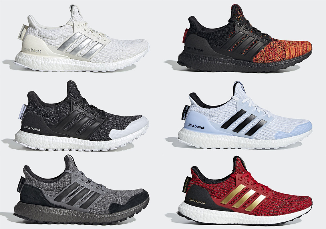 , Adidas presenta sus zapatillas inspiradas en Game of Thrones
