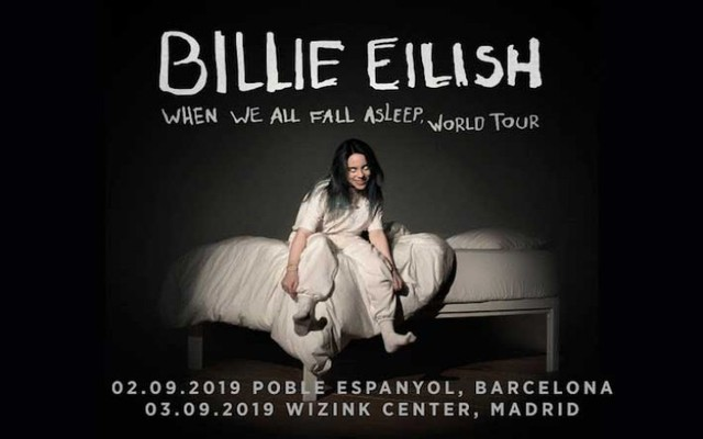 Billie Eilish en Madrid