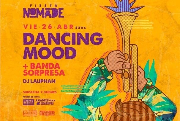 Dancing Mood en Rosario