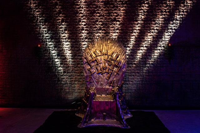 , Llega la Experiencia Game of Thrones a Buenos Aires