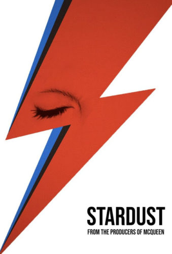 , Revelan el primer poster de la película de David Bowie