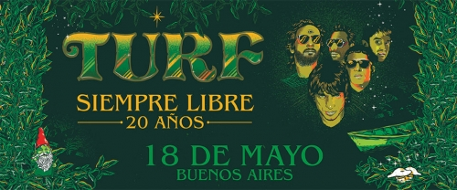 Turf en Niceto Club